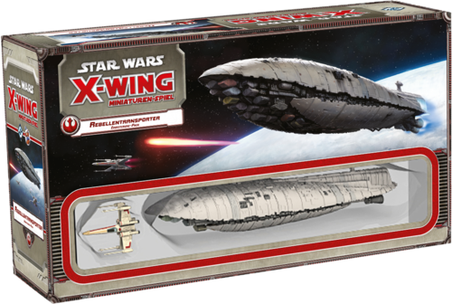 X-Wing: Rebellentransporter