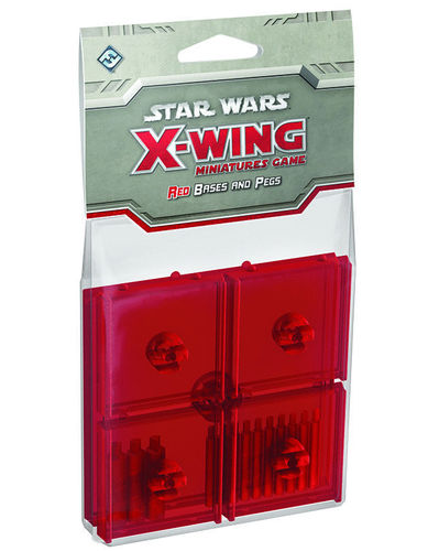 X-Wing: Red Bases