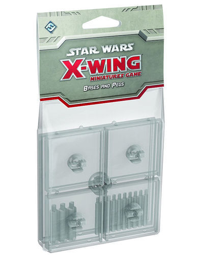 X-Wing: Clear Bases