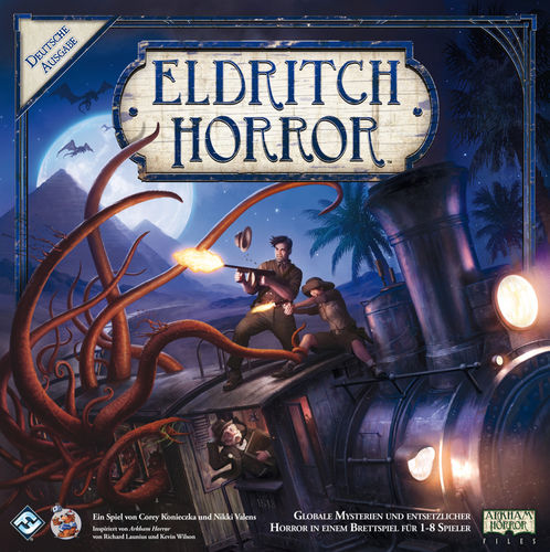 Eldritch Horror (Grundspiel)