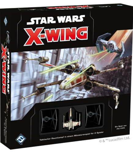 X-Wing Second Edition: Grundspiel