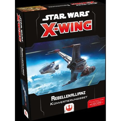 X-Wing Second Edition: Rebellenallianz Konvertierungsset