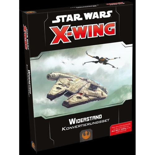 X-Wing Second Edition: Widerstand Konvertierungsset