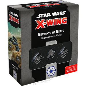 X-Wing Second Edition: Konstrukte des Krieges