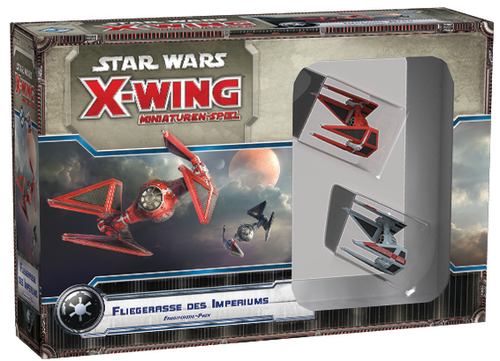 X-Wing: Fliegerasse des Imperiums