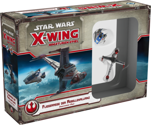 X-Wing: Fliegerasse der Rebellenallianz