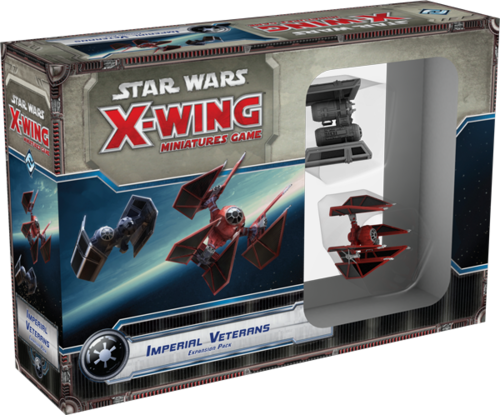 X-Wing: Veteranen des Imperiums