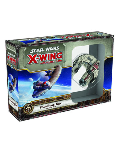 X-Wing: Vollstrecker Eins