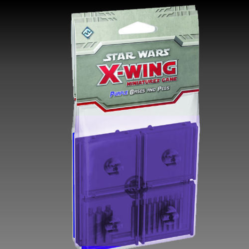X-Wing: Purple Bases