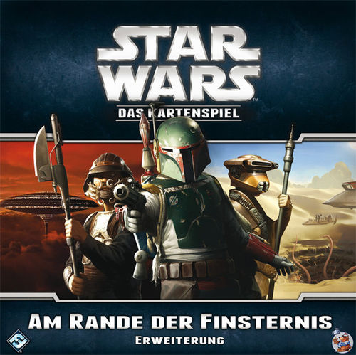Star Wars LCG: Am Rande der Finsternis