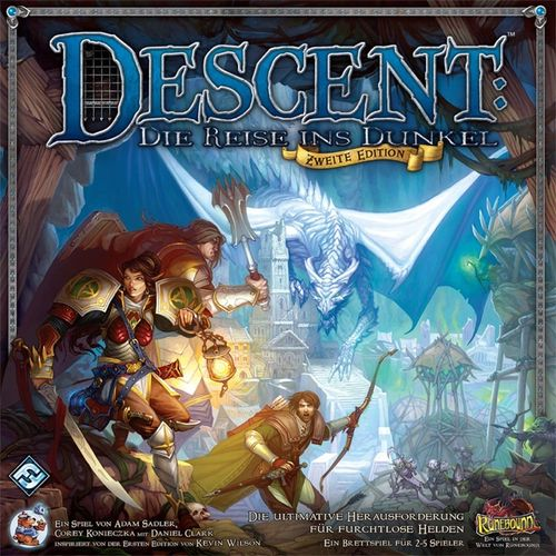 Descent (Grundspiel)