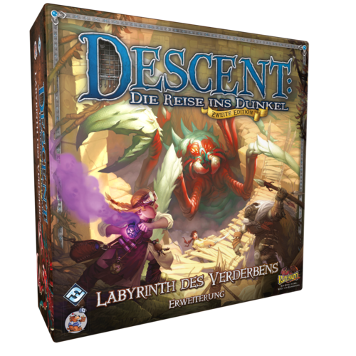 Descent: Labyrinth des Verderbens