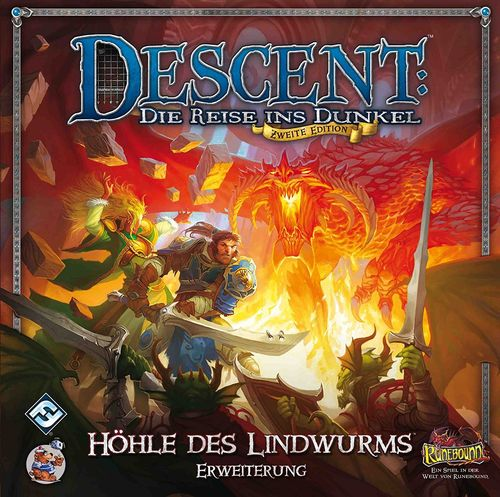 Descent: Höhle des Lindwurms