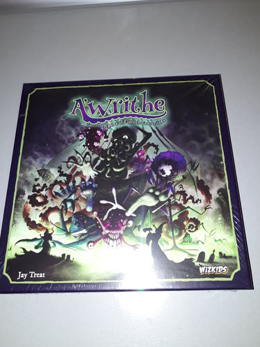 A Writhe: A Game of Eldritch Contortions (EN)